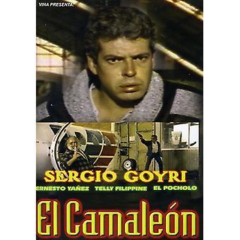 El Camaleon [DVD] USA importerer