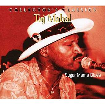 Taj Mahal - sukker Mama Blues [CD] USA importerer