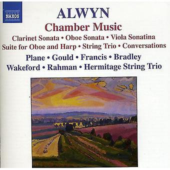 W. アルウィン - ウィリアム ・ オルウィン: 室内楽作品集 [CD] USA 輸入