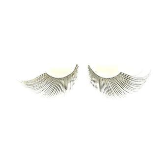 W.A.T Soft Black Jumbo False Eyelashes
