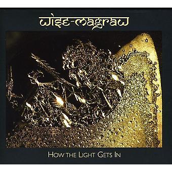 Wise-Magraw - hvordan lyset bliver i [CD] USA import