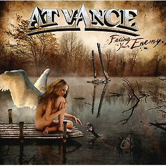 At Vance - inför din fiende [CD] USA import