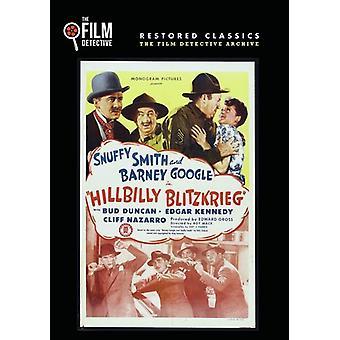 Hillbilly Blitzkrieg [DVD] USA import