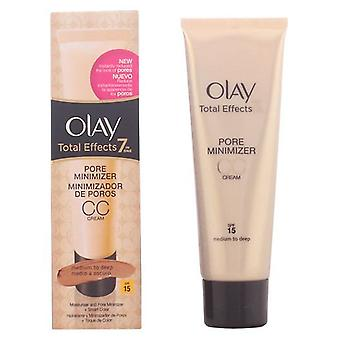 Olay Total Ef 7 Poros Cc Clear (Woman , Makeup , Face , CC Creams)