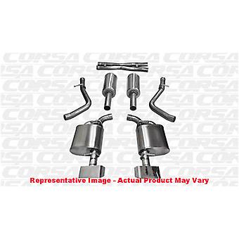 CORSA Performance Cat Back Exhaust 14975 Polished Fits:DODGE 2015 - 2015 CHENGE