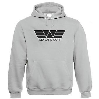 Vectorbomb, Weyland Corp, Mens Movie Inspired Hoodie (S to 5XL)