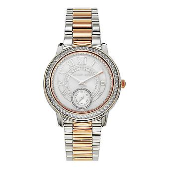 Michael Kors Watches Mk6288 Madelyn Two Tone Stainless Steel Ladies Watch