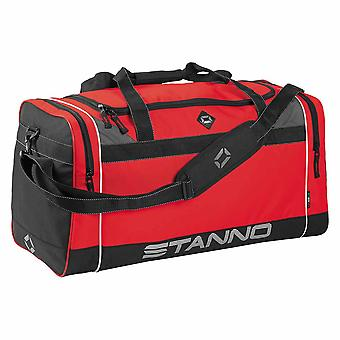 Stanno Llerida Sports Bag (red)
