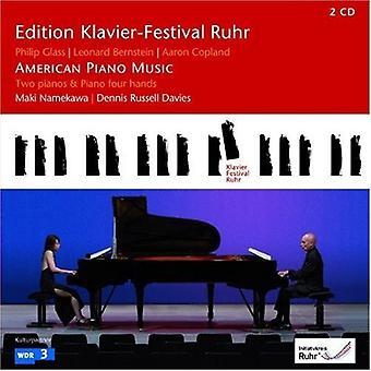 Forskellige kunstner - V21: Edition Ruhr Piano Festival [CD] USA import