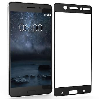 Nokia 6 Tempered Glass Screen Protector - Clear