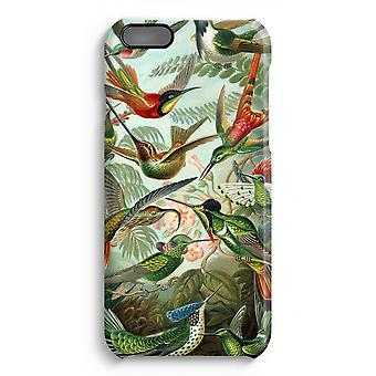 iPhone 6 Plus Full Print Case (brillant) - Haeckel Trochilidae