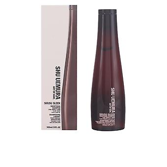 Shu Uemura Shusu Sleek Shampoo 300ml Unisex New Sealed Boxed