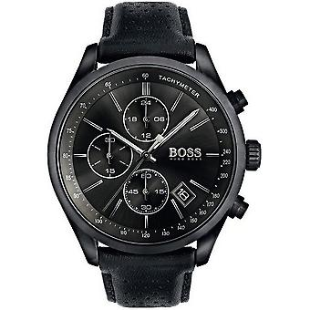 Boss watches mens watch contemporary sports Grand Prix chronograph 1513474