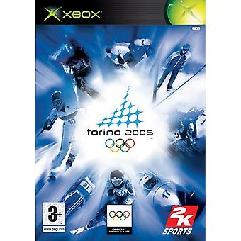Jeux olympiques d'hiver Torino 2006 (Xbox)
