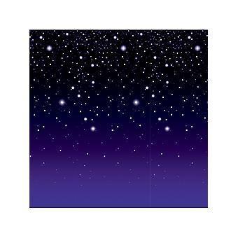 Telón de fondo estrellado