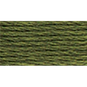 Anchor 6-Strand Embroidery Floss 8.75Yd-Avocado Dark