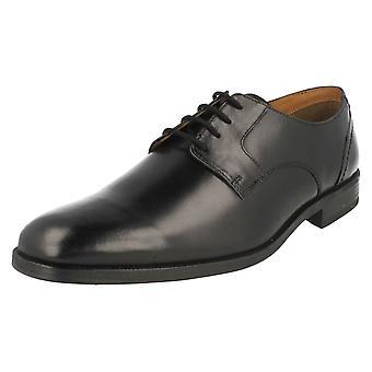 Mens Clarks Formal Shoes Bakra Spring