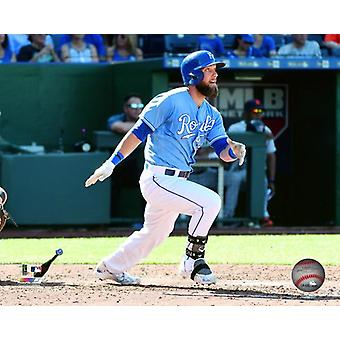 Alex Gordon 2018 Action Photo Print