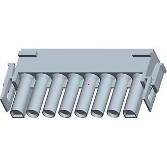 Invólucro de TE conectividade soquete - número Total de Universal-MATE-N-LOK de cabo de pinos 8 926301-3 1 computador (es)