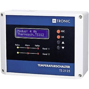 Multifunctionele thermostaat -55 tot 125 ° C H-Tronic TS 2125
