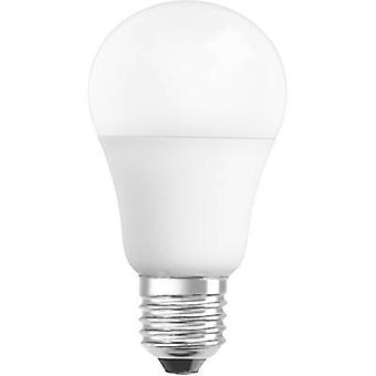 OSRAM LED EEC A+ (A++ - E) E27 Arbitrary 10 W = 60 W Warm white (Ø x L) 60 mm x 110 mm dimmable 1 pc(s)
