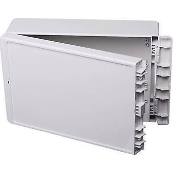 Bopla Bocube B 261709 ABS-7035 Wall-mount enclosure, Build-in casing 170 x 271 x 90 Acrylonitrile butadiene styrene Light grey (RAL 7035) 1 pc(s)