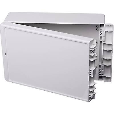Bopla Bocube B 261709 ABS-7035 Enceinte à montage mural, support d&ajustement 170 x 271 x 90 styrène butadène acrylonitrile gris-blanc (RAL 7035) 1 pc(s)