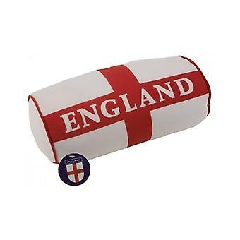 Union Jack Wear England St George Cross Barrel Cushion