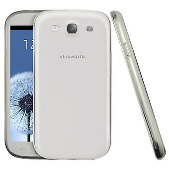 Samsung Galaxy S3 / S3 NEO Transparent Case Hülle Silikon