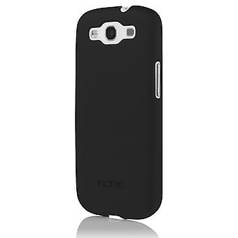 Incipio Feather Ultra-Light Hard Shell Case for Samsung Galaxy S III - Black