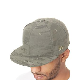 New Era New Olive 3D Camo 59Fifty Fitted Cap