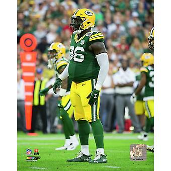 Muhammad Wilkerson 2018 Action Photo Print