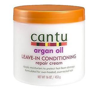 Cantu Repairing Cream with Argan Oil without Rinse 435 gr