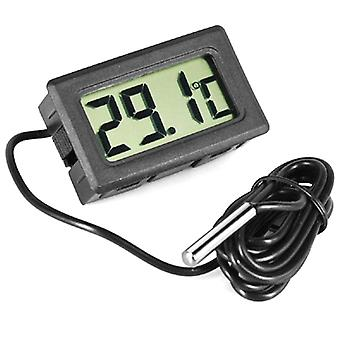 TRIXES Digital Thermometer with LCD for Fridges Freezers