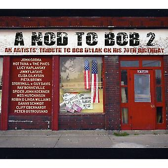 Nod to Bob 2 - Artists Tribute to Bob Dylan on His 7 [CD] USA import