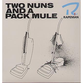 Rapeman - Two Nuns & a Pack Mule [Vinyl] USA import