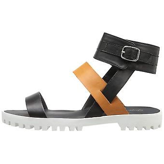 Qupid Womens Cooper-06 Open Toe Casual Ankle Strap Sandals