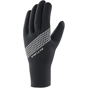 Altura Black 2018 Thermostretch 3 Neoprene Cycling Gloves