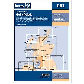 Imray Chart - Firth of Clyde by Imray - 9781846238567 Book