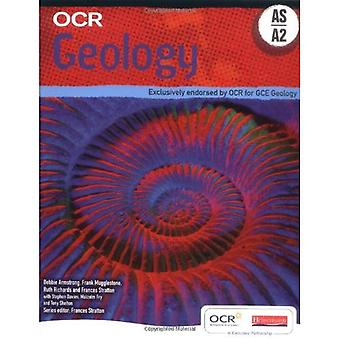 OCR AS and A2 Geology Student Book [Illustrated]