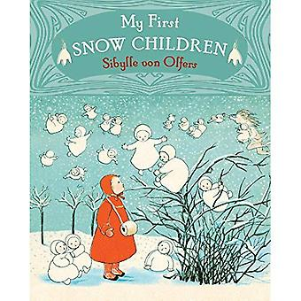 My First Snow Children [Board book]