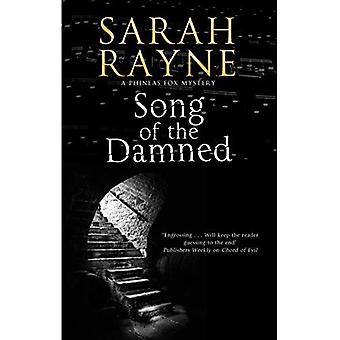 Song of the Damned (Phineas Fox Mystery)