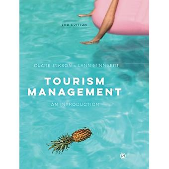 Tourism Management - An Introduction by Clare Inkson - 9781526423894 B
