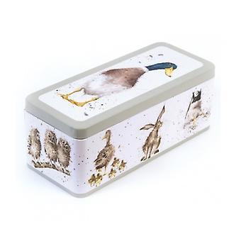 Wrendale Designs Cracker Storage Tin