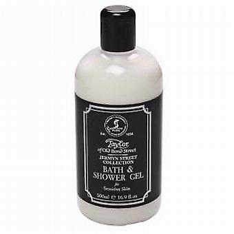 Taylor of Old Bond Street Jermyn Street Bath & Shower Gel (500ml)