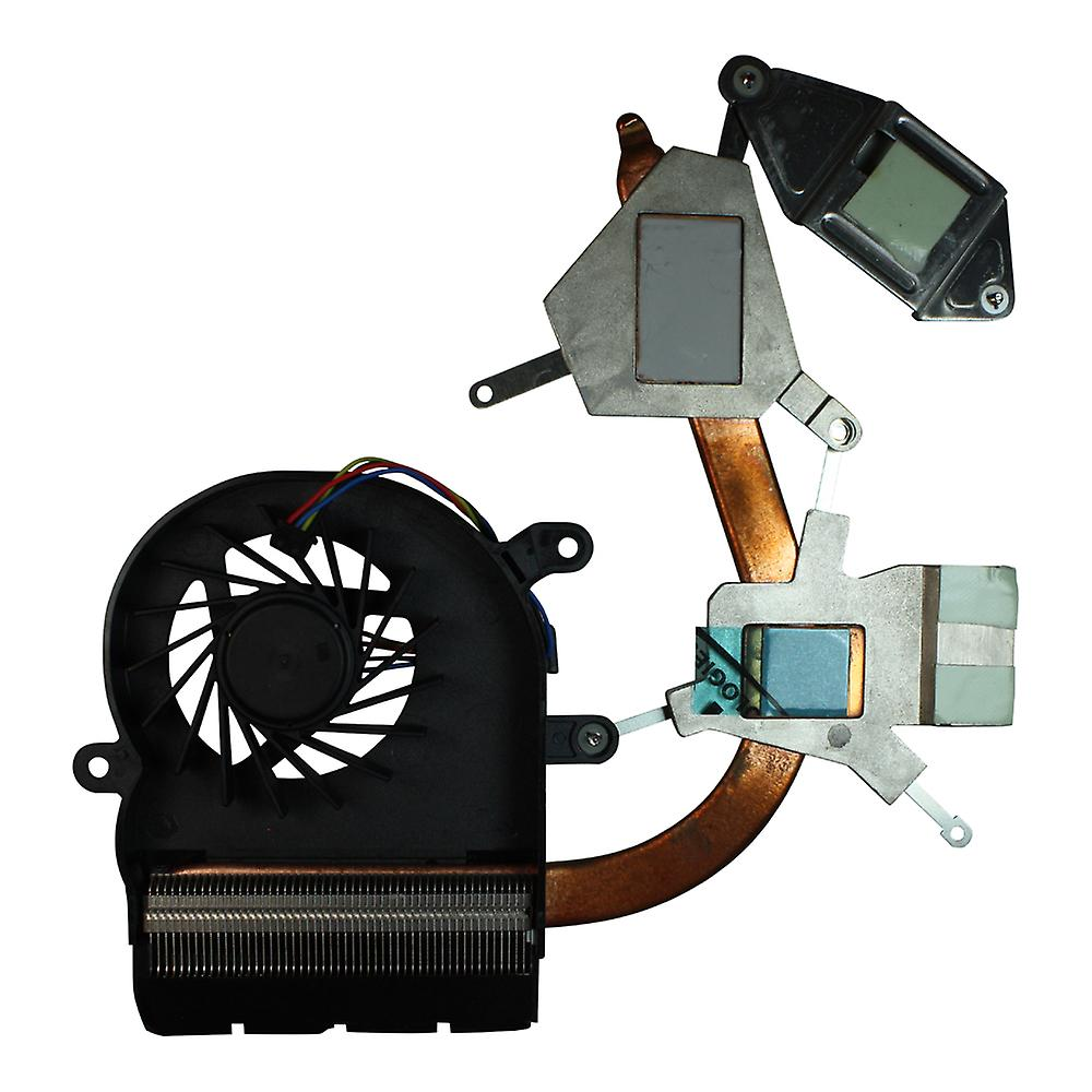 Acer voyageMate 8372T-354G32Mnbb Compatible ordinateur portable ventilateur avec dissipateur de chaleur