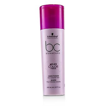 Schwarzkopf Bc Bonacure Ph 4.5 Color Freeze Conditioner (for Coloured Hair) - 200ml/6.7oz