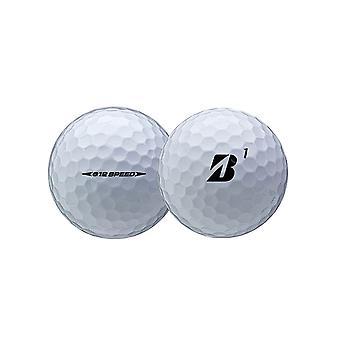 Bridgestone Unisex 2019 Bridgestone E12 Speed Golf Balls