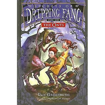 The Onts by Dan Greenburg - Scott M Fischer - 9780152054571 Book