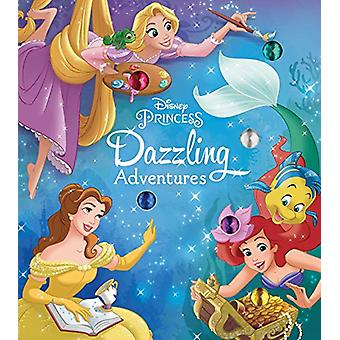 Disney Princess - Dazzling Adventures by Courtney Acampora - 978079444